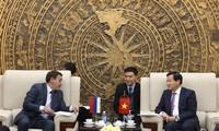 Vietnam und Russland verstärken die Kooperation bei der Korruptionsbekämpfung
