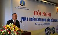 Landeskonferenz über die nachhaltige Entwicklung der Seidenraupenzucht