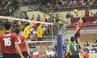 Die erste Runde der Volleyball-Nationalmeisterschaft wird auf Ende April verschoben