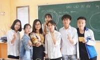 Varkey-Stiftung: Ha Anh Phuong ist eine der besten Lehrer der Welt