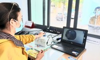 Die Hochschule Da Nang stellt ein Fern-Temperaturmesssystem her