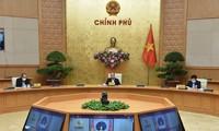 Die Regierung erlässt den Beschluss zur Unterstützung der Bürger während der Covid-19