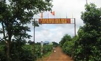 Plei Bui – das vorbildliche ländliche Dorf in Provinz Gia Lai