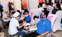 Ho-Chi-Minh-Stadt startet das Fest für Blutspenden 2020
