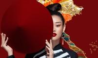 Auswahl der Tracht für vietnamesische Kandidatin bei Miss Universe