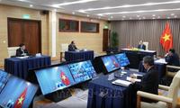 Die Bewegung der Blockfreien Staaten führt zum ersten Mal Video-Konferenz