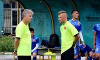 Jürgen Gede wird sich vom vietnamesischen Fußballverband verabschieden