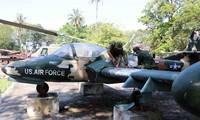 Das Geschichtsmuseum in Hue verlegt Kriegsexponate