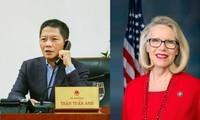 Vietnam und die USA fördern die Zusammenarbeit und kurbeln die Wirtschaft an