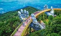 Die goldene Brücke steht weiterhin auf der Weltliste der spektakulären Brücken