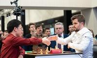 Le Quang Liem wird Schachweltmeister Magnus Carlsen treffen