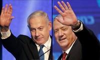 Die neue Regierung in Israel vereidigt