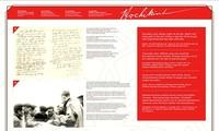 Buchausstellung über das Leben und die Karriere des Präsident Ho Chi Minh