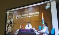 Zertifikat für elektronische Herkunftsangabe fördert den Handel zwischen Vietnam und Indien