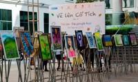 Die kleinen Maler bilden Stiftung für Patienten aus armen Verhältnissen