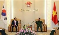 Verstärkung der Kooperation in Verteidigung zwischen Vietnam und Südkorea