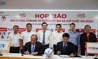 Futsal HDBank 2020 gestartet