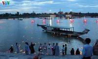 Festival mit der Botschaft für Frieden in Quang Tri
