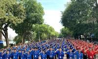 """Kampagne """"Ich liebe Hanoi"""" im Jahr 2020"""