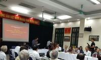 Die Lebenskraft der Gedichte von Hanoi 45 Jahre nach der Wiedervereinigung des Landes