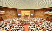 Das Parlament berät die Wirtschaft und den Staatshaushalt