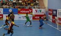 Die Finalrunde der Futsal-Meisterschaft in Khanh Hoa gestartet