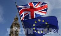 EU und Großbritannien wollen die Verhandlungen nach Brexit fördern