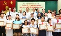"""Der Wettbewerb """"Botschafter für Lesekultur 2020"""" in Hanoi gestartet"""