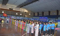 Eröffnung der Kampfkunstmeisterschaft für Jugendliche in Buon Ma Thuot