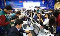 Die Redefreiheit und die Pressefreiheit sind in Vietnam gewährleistet