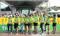 Eröffnung des Ultramarathons in der Hochlandstadt Da Lat