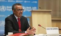 WHO-Generaldirektor warnt vor weiterer Ausbreitung der Covid-19-Pandemie