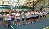 Tennis-Turnier zur Spende für arme Patienten