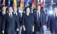 Südkoreas Präsident ruft Pjöngjang dazu auf, den Korea-Krieg zu beenden