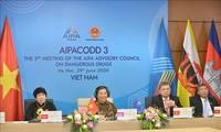 Version für die ASEAN-Gemeinschaft ohne Drogenmittel