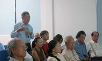 Gespräch: Einflüsse Frankreichs auf die Modernisierung der Kultur Vietnams