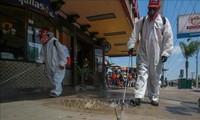 Die USA bestätigen neue hohe Zahl der Covid-19-Infizierten