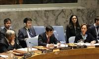 Vietnam stellt die aktive Rolle im UN-Sicherheitsrat fest