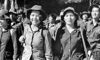 70. Jahrestag der jugendlichen Freiwilligen
