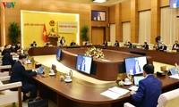 Die Sitzung des Ständigen Parlamentsausschusses wird am Montag eröffnet