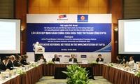 Vietnam und goldene Chance zum Ausnutzen des Freihandelsabkommens EVFTA