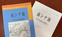 Das Buch über Hoheitsgewässer Vietnams wird in Japan publiziert