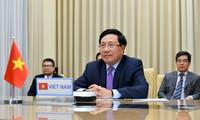 Pham Binh Minh: Vietnam setzt die Vereinbarungen für den Kampf gegen Klimawandel um