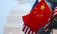 Resultate aus der Spannung in den Beziehungen zwischen den USA und China