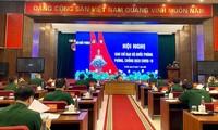 Die Sitzung der Kommission zur Covid-19-Bekämpfung des Verteidigungsministeriums