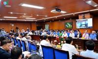 Online-Forum über das Freihandelsabkommen zwischen Vietnam und der EU