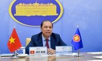Online-Dialog zwischen ASEAN und den USA