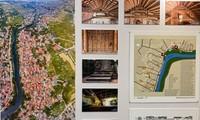 Eröffnung der Ausstellung der Architektur der klassischen vietnamesischen Dörfer