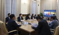 Vietnam und Thailand sprechen über die Zusammenarbeit
