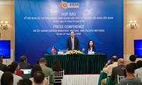Die ASEAN-Außenminister setzen Hoffnung in AMM-Konferenz